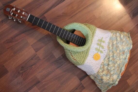 Image result for knitting guitar