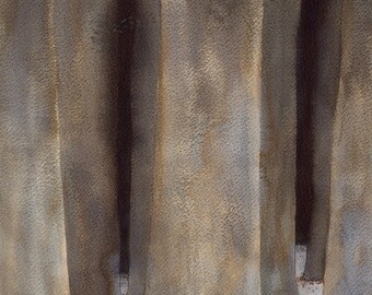 Giclée print, 'Atalanta Abandoned'