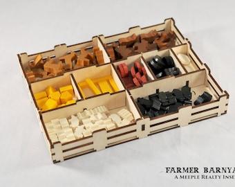 Farmer's Barnyard
