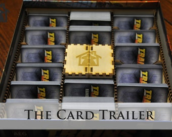 The Card Trailer for LCG™ Not Sleeved Cards