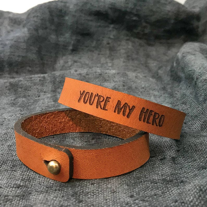 image 0 ... & Boyfriend leather gift Christmas gift for men Leather   Etsy