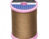 Dark Taupe Cotton + Steel Thread by Sulky, 753-1179, 50 Wt.
