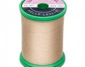 Deep Ecru Cotton + Steel Thread by Sulky, 753-1149, 50 Wt.