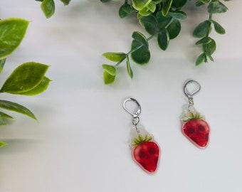 Skullberry earrings