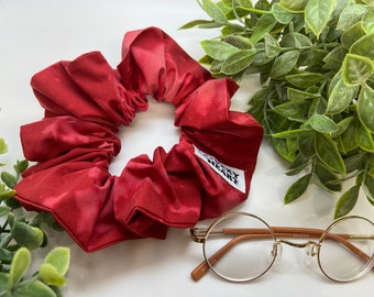 Young love upcycled oversized Scrunchie hair accessories