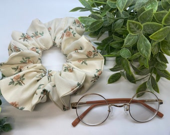 Dusty Rose up-cycled XL Scrunchie