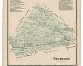 Sadsbury,  PA Witmer 1873...