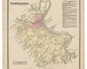 Schuylkill, PA Witmer 187...