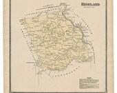 Highland,  PA Witmer 1873...