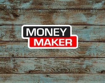 Money Maker Welder Decal/Weld Sticker/Lincoln Welding/Vinyl Decal