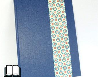 recipe book cookbook with register