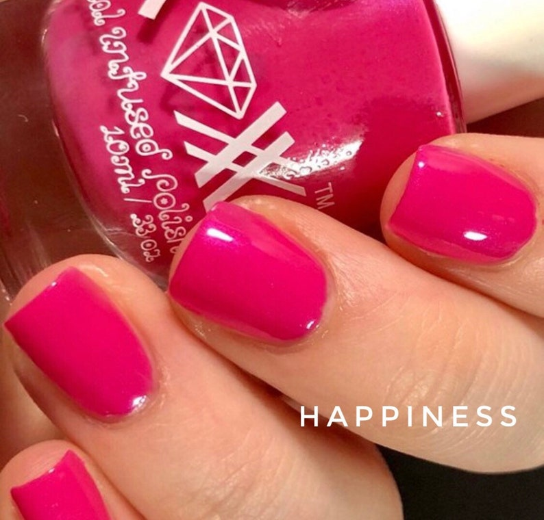Roxx for Kids  Pink Tourmaline Crystal Infused Nail Polish  image 0