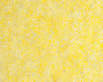 Northcott Ketan by Banyan Batiks 81000 512 Lemon Twist