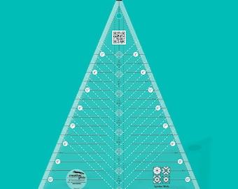 Creative Grids Spider Web Quilt Ruler CGRKA6