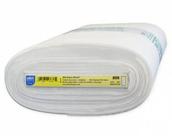 Decor Bond 809 Fusible Stabilizer by Pellon by the Yard *Free Domestic Shipping*