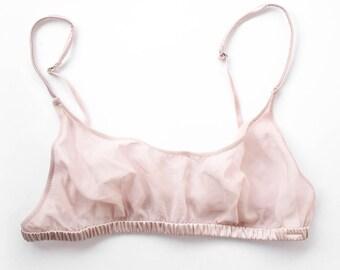 Vintage Silk Bralette dec68d33a