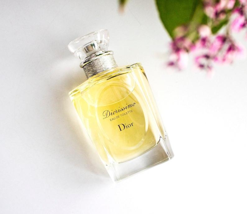 e5eb6214 Classic DIOR Diorissimo Eau De Toilette 100ml, Emblem of Dior Couture, Dior  Fragrance Mother's Day Gift Idea