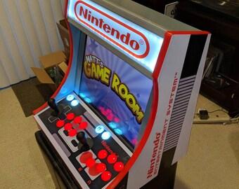 Bartop Arcade NES theme thousands of games | Etsy
