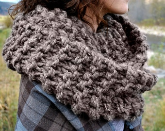 Outlander Scarf —  Claire's Cowl