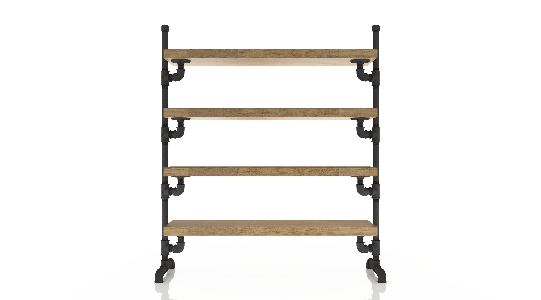 Storage & Clothes Rails