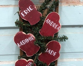 Tobacco slat mitten sleigh // PRE ORDER // made to order custom sleigh