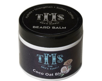 The Men's Supply Beard Balm