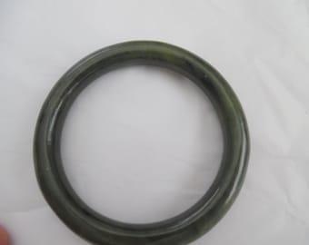 Beautiful Chinese Jade Bangle Bracelet
