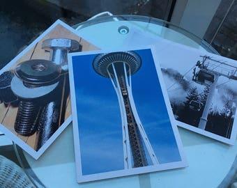 Empty inside personal seattle washington photography cards