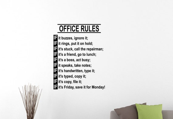 Funny Quotes About Working In An Office