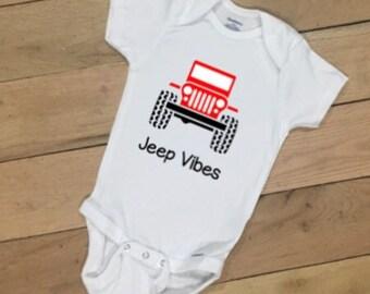 26e750604 Jeep baby clothes