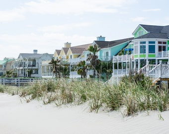 Beach House Photography in South Carolina, South Carolina Beach houses, Beach House Art, South Carolina Art, South Carolina Photos, Photos
