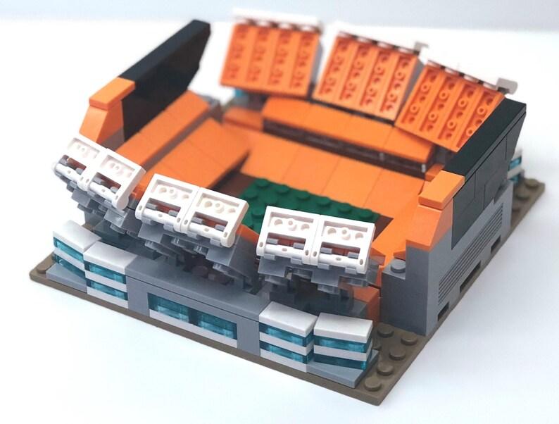 e2775412cb3 Mini Cleveland Browns Stadium Custom Set   100% LEGO   Gifts