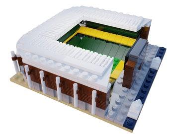 Mini Baylor Bears McLane Stadium Custom Set / Baylor Gifts / Baylor Christmas Gift