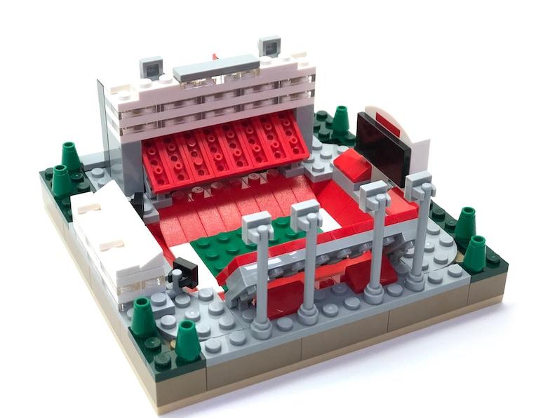 e0e59a40618 Mini NC State Carter-Finley Stadium Custom Set   100% LEGO
