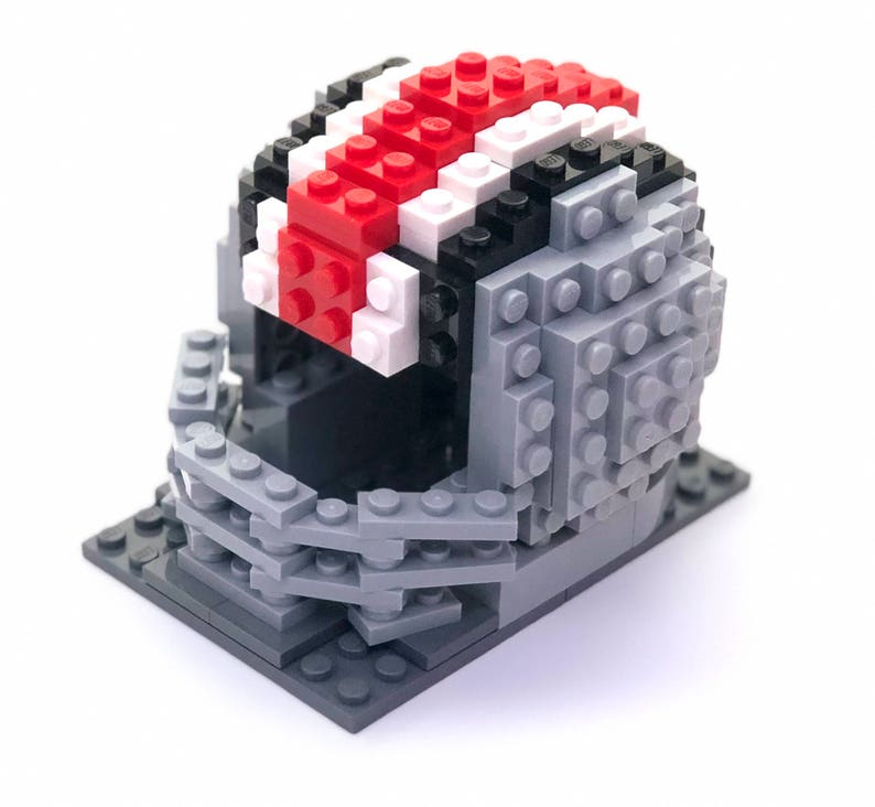 14b3eb6b81d Mini Ohio State Helmet Custom Set   100% LEGO   Gifts for Him