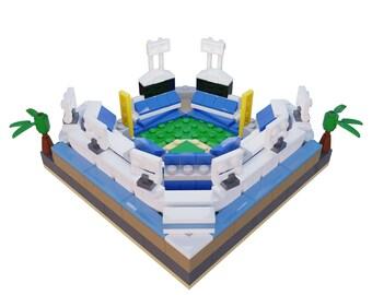 Mini LA Dodger Stadium Custom Set / Los Angeles Dodgers Gifts / Dodgers Christmas Gift