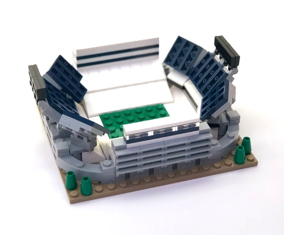 Mini Penn State Beaver Stadium Custom Brick Set With Printed Etsy