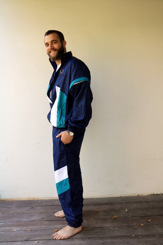 d4e4937c5f Vintage Gucci Tracksuit 80s Gucci Windbreaker Jacket and