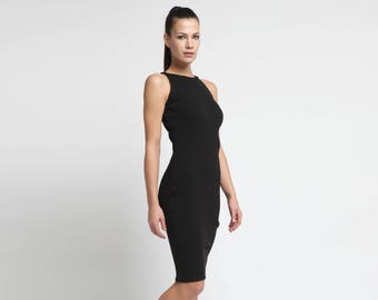 26c136bd9058 Sexy black dress