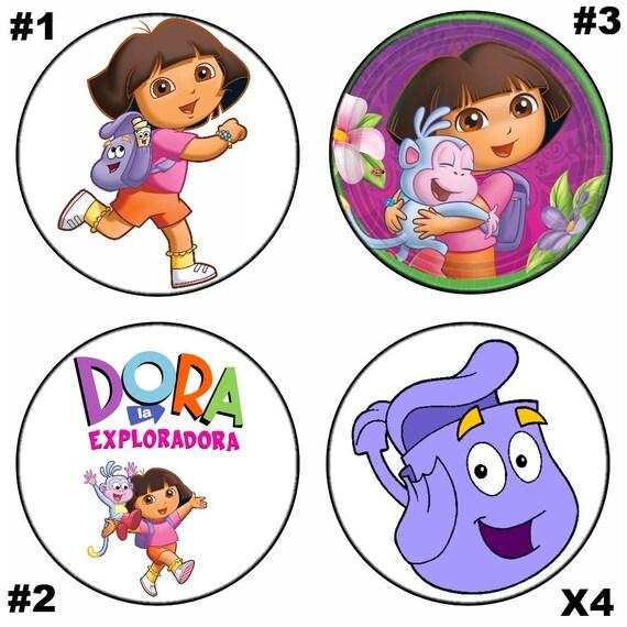 Dora La Exploradora Idź Diego Go Patch Znaczek