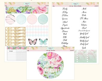 Planner Stickers Notes Page May