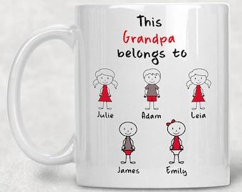 Grandpa gift | Etsy