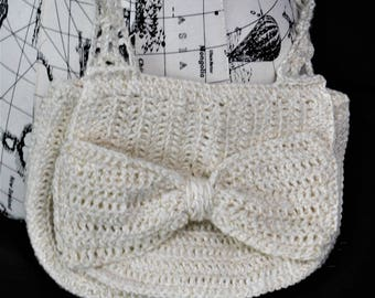 Bow Shoulder Purse
