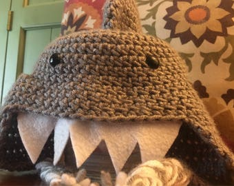 Sharky-Pet Hat