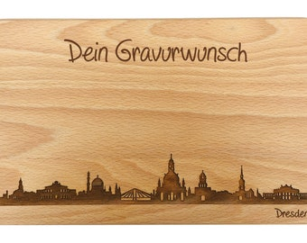 Dresden Silhouette Aufkleber Autotattoo Sachsen Frauenkirche Wandaufkleber
