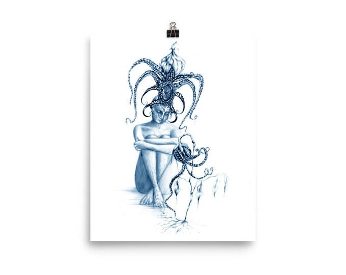 Denia Fine Art Print