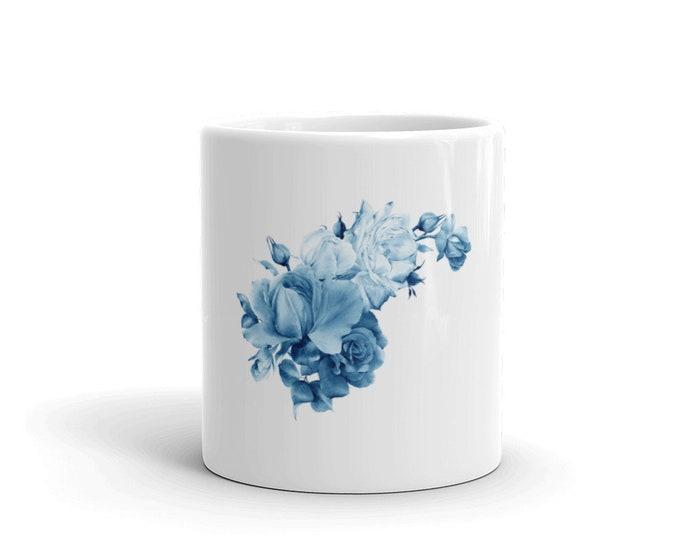 Floral Arrangement Mug