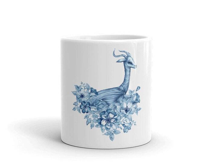 Antelope Flower Mug