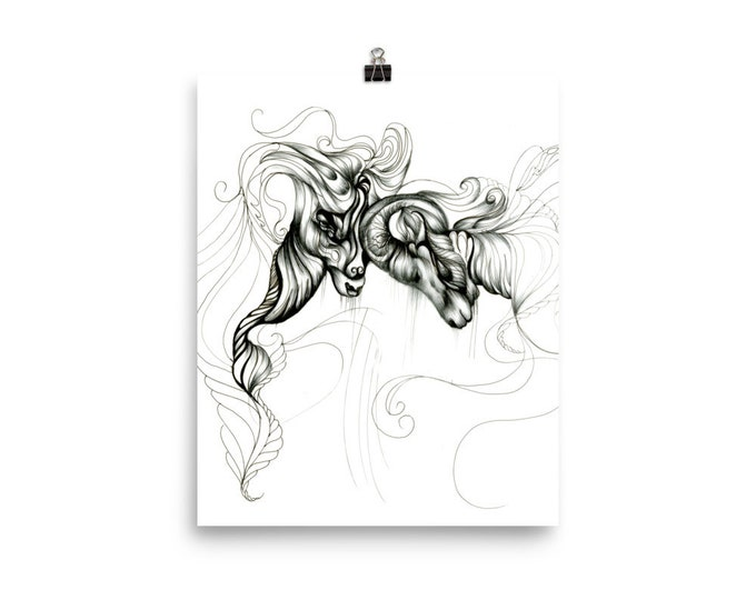 Love Fine Art Print