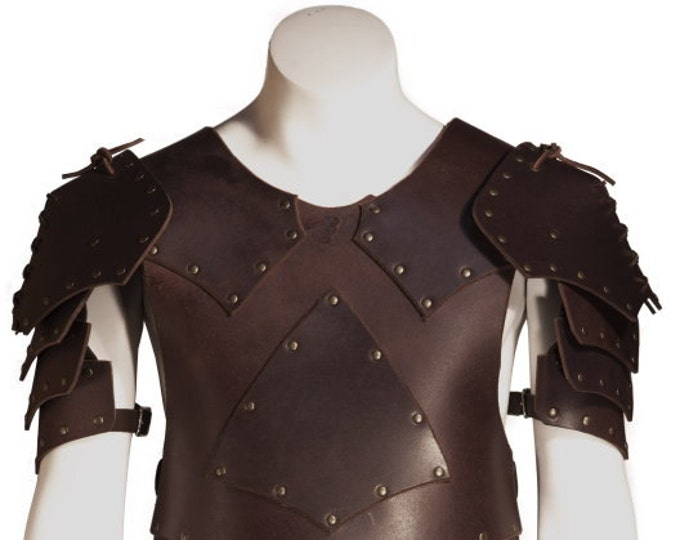 Larp Adventurer Armor Medieval